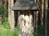 Kapliczka leśna