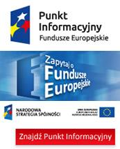 Znajdź punkt informacjyjny Funduszy Europejskich