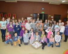 Kaszubskie Bajki na Mikołajki – kolejne przedświąteczne spotkanie uczniów z Dziemian z tworzoną dla nich kaszubską literaturą