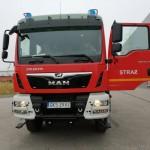 Zakup średniego samochodu ratowniczo gaśniczego dla Jednostki OPS Dziemiany