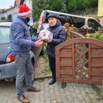 Mikołajowe niespodzianki dla Dziemiańskich Seniorów